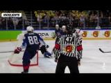 Матч за третье место. США - Канада - 4:1