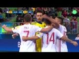 ЕВРО-2018. Группа D. Азербайджан v Испания. 0:1. Пола.