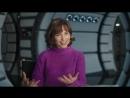 Интервью Эмилии о проекте «Соло Звездные войны. Истории» часть 2.