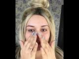 Урок экспресс макияжа от Гоар