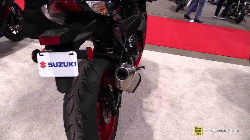 2018 Suzuki GSX R750 - Walkaround - 2018 Toronto Motorcycle Show