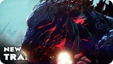 Годзилла: Планета чудовищ / Godzilla: Monster Planet (2017) трейлер