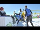 Чемпионате Европы по снежному волейболу 2018. Мужчины. Финал. 25 марта 14:00