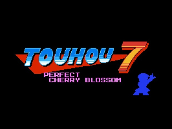 The Fantastic Legend of Tohno (PCB) - TOUHOU Stage 16 [8-bit 2A03]