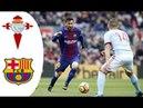 Celta 2-2 Barcelona -All Goals Extended Highlights Goals -La Liga 17/04/2018 HD720