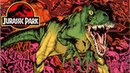 How The Raptors Got Off The Island - Raptor Aftershocks - Part 1 - Jurassic Park Comics