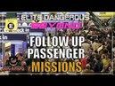 Elite: Dangerous Passenger mission followup Reboot and Restart