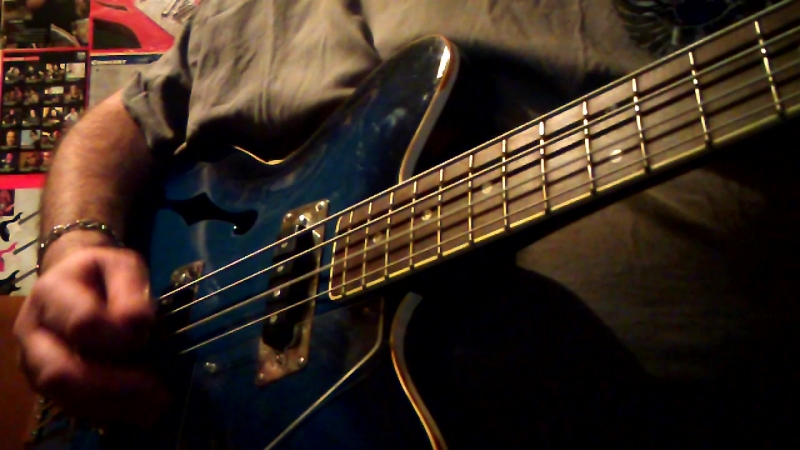 Jolana Rubin bass