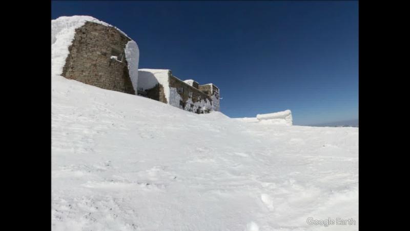 Обсерватория в Карпатах