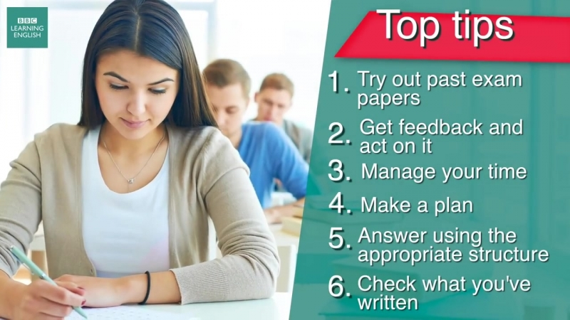 Exam skills- 6 tips to help you with writing exams