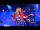 Matthew Finley and Meaghan Martin — Tear It Down (Канал Disney)