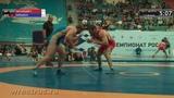 ЧР-2018. 97 кг. 14 финала. Расул Магомедов - Владислав Байцаев