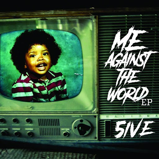 5ive альбом Me Against the World - EP