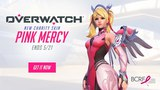 [NOW AVAILABLE] Pink Mercy   Support BCRF   Overwatch