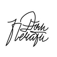 Логотип ДОМ ПЕЧАТИ // Тюмень