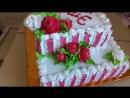 Торт «АН ЭТАЖИ - 4 года» Татьяна Бутина Н-Тагил.