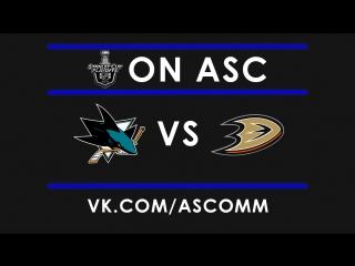 NHL   Sharks VS Ducks