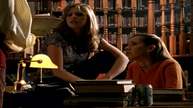Buffy the Vampire Slayer | 1x06 - The Pack