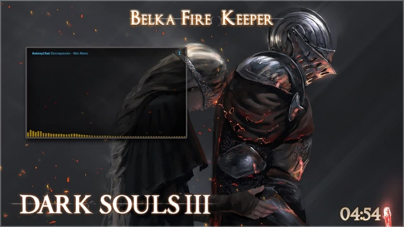 [PC] [NG4] Белка-чародейка (・ω・)つ━☆ [Dark Souls 3] part [1]