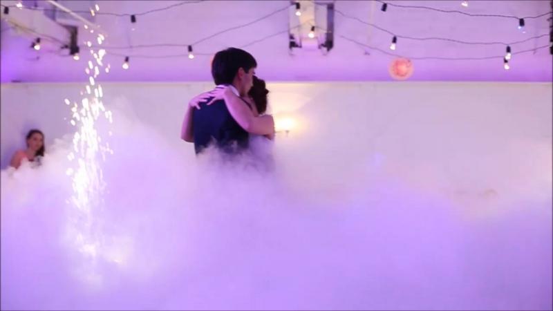 Очень красивый первый танец жениха и невесты Je Taime. Саксофон Олег Буланов. Чебоксары