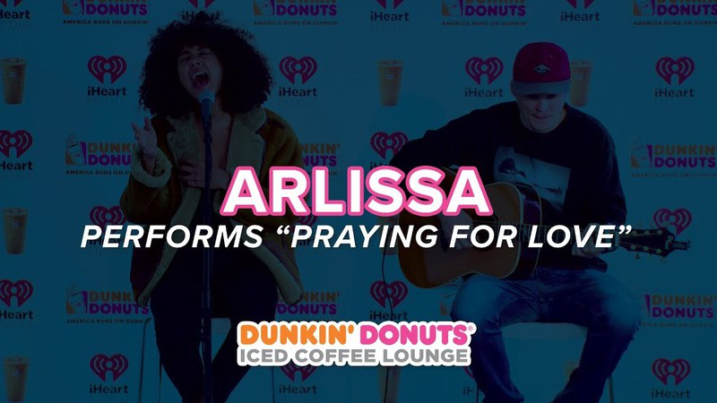 Arlissa - Praying For Love (live @ Z100)