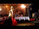 Maria at Zadiels show ~ bellydance ~ veil intro 20934