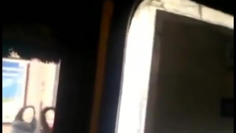 Бешеная бабка: Во Львове пенсионерка с шилом напала на пассажира маршрутки