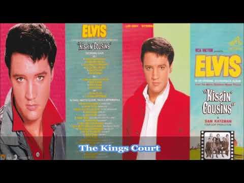 Elvis Presley - Kissin` Cousins ( Number 2 ) - Unedited Master