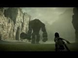 Shadow of the Colossus — Сюжетный трейлер игры (2018)