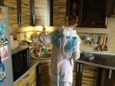 A unicorns visits my home 🦄 Иногда ко мне в гости заглядывает единорог