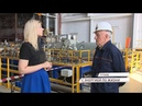 80-летний передовик труда поделился опытом работы в энергетической отрасли