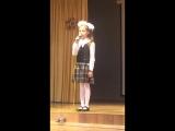 9мая выступление в гимназии