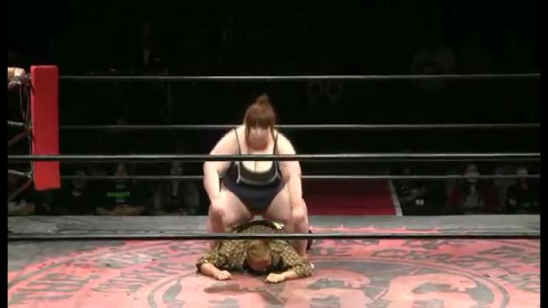 The 101, YANAGAWA vs. Miss Mongol, Sachiko Yokozuna (666 - Vol. 77)