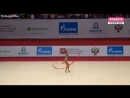 Дина Аверина лента Квалификация 2018 Moscow Grand Prix