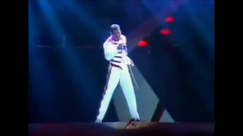 Queen One Vision Live in Leiden 1986