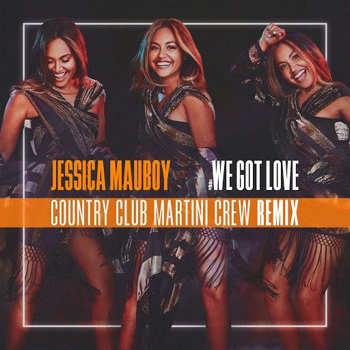 Jessica Mauboy альбом We Got Love (Country Club Martini Crew Remix)