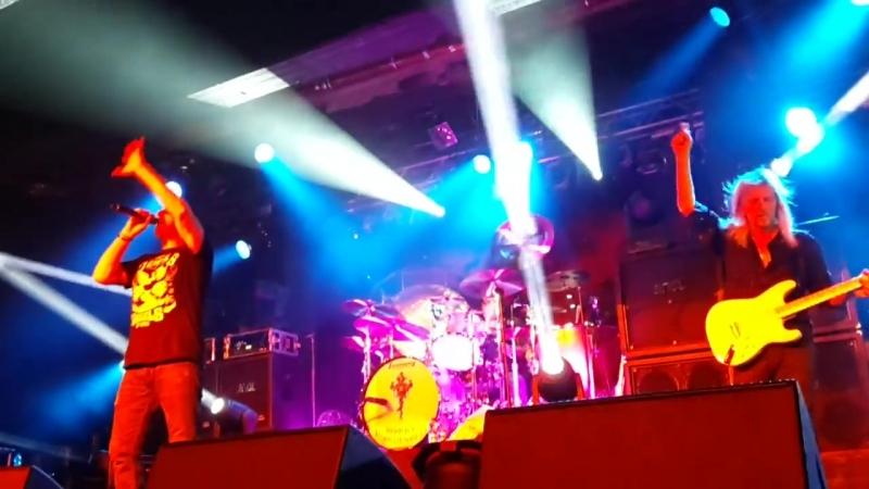 Axel Rudi Pell - Long Live Rock⁄8 - Hamburg⁄Große Freiheit 09.05.2018