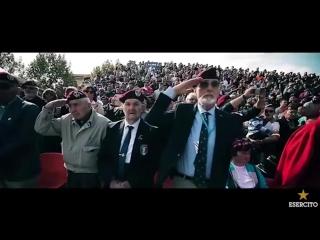 Italian parachutistes folgore - best of me   tribute 2018   hd