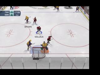 Minnesota Wild vs Los Angeles Kings шестая игра серии