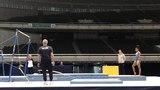 """日本体操協会 (Jpn. Gym. Association) on Instagram: """"メラニードスサントス選手🇫🇷、お見事👏🏻&#1"""