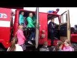 Экскурсия в пожарную часть 4