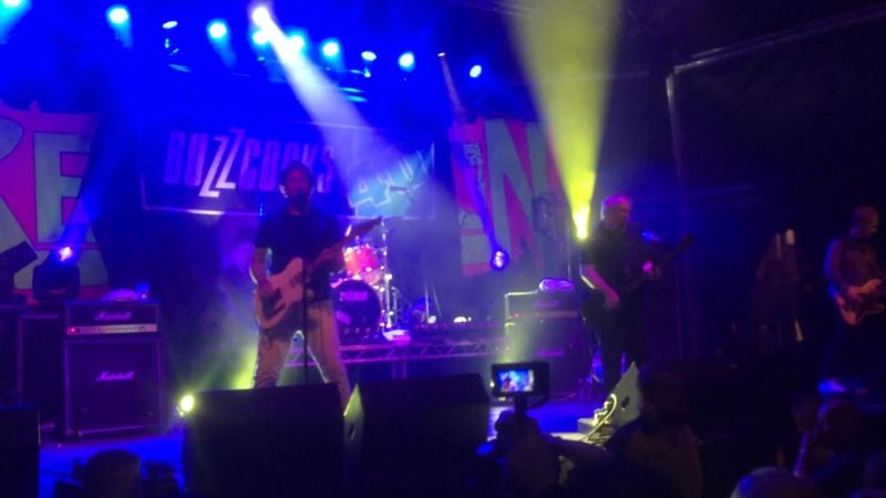 Buzzcocks at Rebellion festival/Blackpool