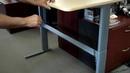Стол регулируемый с электроприводом Ergostol Duo