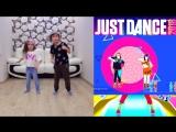 [KiKiDo] Кто ЛУЧШЕ это ДЕЛАЕТ? Камиль и Аминка ПОСПОРИЛИ! JUST DANCE 2018 Для детей kids children