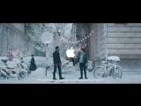 Новогодняя реклама Apple iPhone X и AirPods