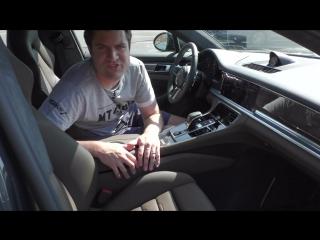 [Doug DeMuro Русская Версия] Porsche Panamera Sport Turismo за $180 000 это самый дорогой универсал в истории