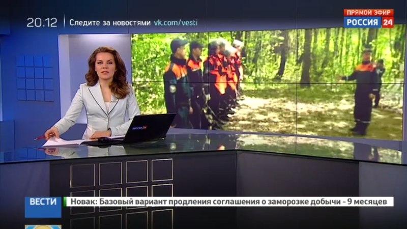 Новости на «Россия 24» • МЧС ищет снаряды Второй мировой в Подмосковье