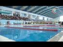 Дед Мороз в бассейне необычное водное шоу прошло в Минске