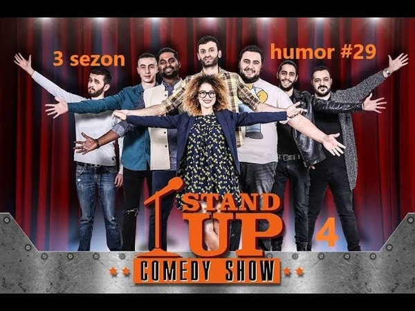 Stand up bocer 3 sezon 4 toxarkum humor 29