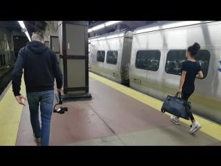 Рекламная съемка Dr. Koffer в Нью-Йорке